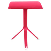 Rest'o 71 x 71 Square Table - Pink Praline