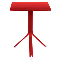 Rest'o 71 x 71 Square Table - Poppy