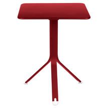 Rest'o 71 x 71 Square Table - Chilli