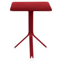 Rest'o 71 x 71 Square Table - Chilli