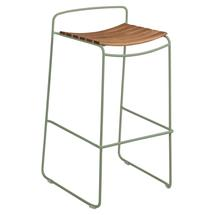 Surprising Teak Bar Stool - Cactus