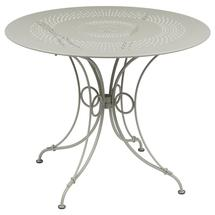 1900 Round Table 96cm  - Clay Grey