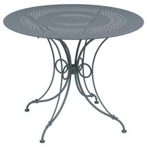 1900 Round Table 96cm  - Storm Grey
