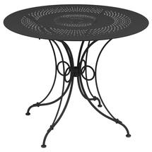 1900 Round Table 96cm  - Anthracite
