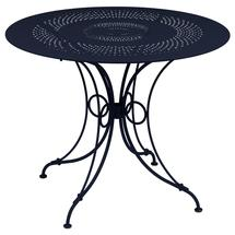 1900 Round Table 96cm  - Deep Blue