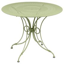 1900 Round Table 96cm  - Willow Green
