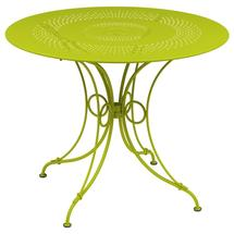 1900 Round Table 96cm  - Verbena Green