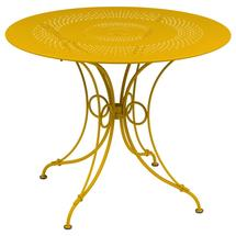1900 Round Table 96cm  - Honey