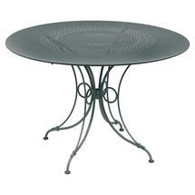 1900 Round Table 117cm  - Storm Grey