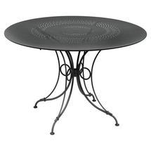 1900 Round Table 117cm  - Anthracite