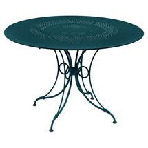 1900 Round Table 117cm  - Acapulco Blue