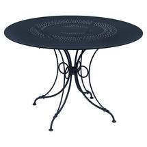 1900 Round Table 117cm  - Deep Blue