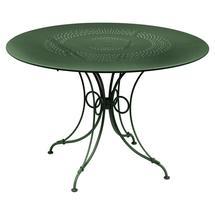 1900 Round Table 117cm  - Cedar Green