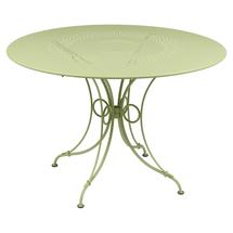 1900 Round Table 117cm  - Willow Green
