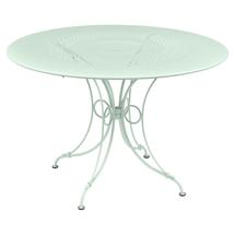 1900 Round Table 117cm - Ice Mint