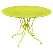 1900 Round Table 117cm  - Verbena Green