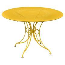 1900 Round Table 117cm  - Honey
