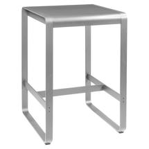 Bellevie High Table 74 x 80 - Steel Grey