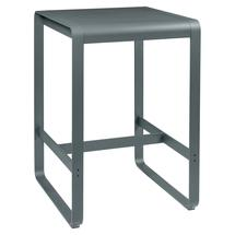 Bellevie High Table 74 x 80 - Storm Grey