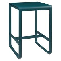 Bellevie High Table 74 x 80 - Acapulco Blue