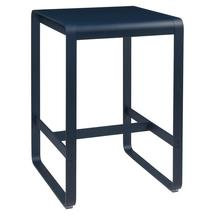 Bellevie High Table 74 x 80 - Deep Blue
