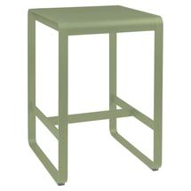 Bellevie High Table 74 x 80 - Willow Green