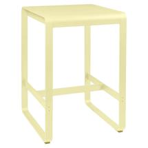 Bellevie High Table 74 x 80 - Frosted Lemon