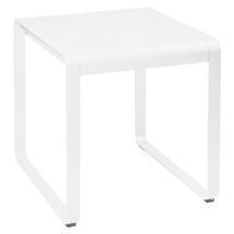 Bellevie Table 74 x 80cm - Cotton White
