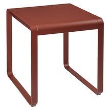 Bellevie Table 74 x 80cm - Red Ochre