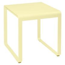 Bellevie Table 74 x 80cm - Frosted Lemon