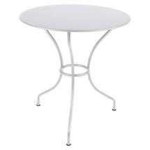 Opera+ 67cm Round Table - Cotton White