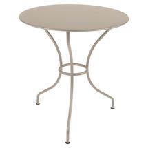Opera+ 67cm Round Table - Nutmeg