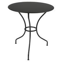 Opera+ 67cm Round Table - Liquorice