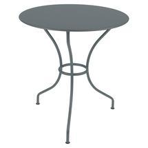 Opera+ 67cm Round Table - Storm Grey