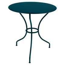 Opera+ 67cm Round Table - Acapulco Blue