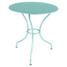 Opera+ 67cm Round Table - Lagoon Blue