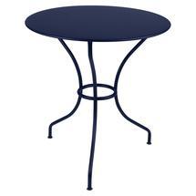 Opera+ 67cm Round Table - Deep Blue