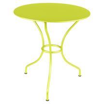 Opera+ 67cm Round Table - Verbena Green