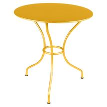 Opera+ 67cm Round Table - Honey