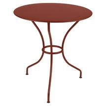 Opera+ 67cm Round Table - Red Ochre