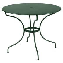 Opera+ 96cm Round Table - Cedar Green