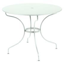 Opera+ 96cm Round Table - Ice Mint