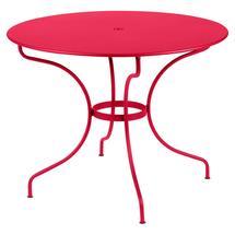 Opera+ 96cm Round Table - Pink Praline