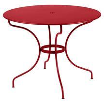 Opera+ 96cm Round Table - Poppy
