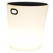 Inouï LED Illuminated Stool - Anthracite