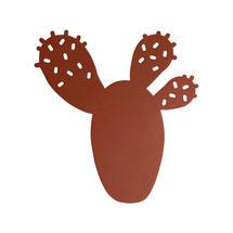Cactus Trivet - Red Ochre