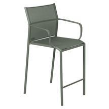 Cadiz Bar Chair with Arms - Stereo Rosemary