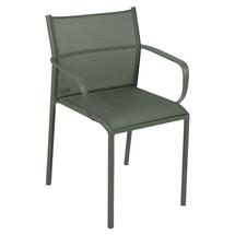 Cadiz Dining Chair with Arms - Stereo Rosemary