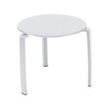 Alize Side Table - Cotton White