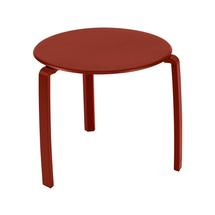 Alize Side Table - Red Ochre